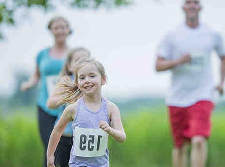 Comment apprendre à bien courir à mon enfant ?