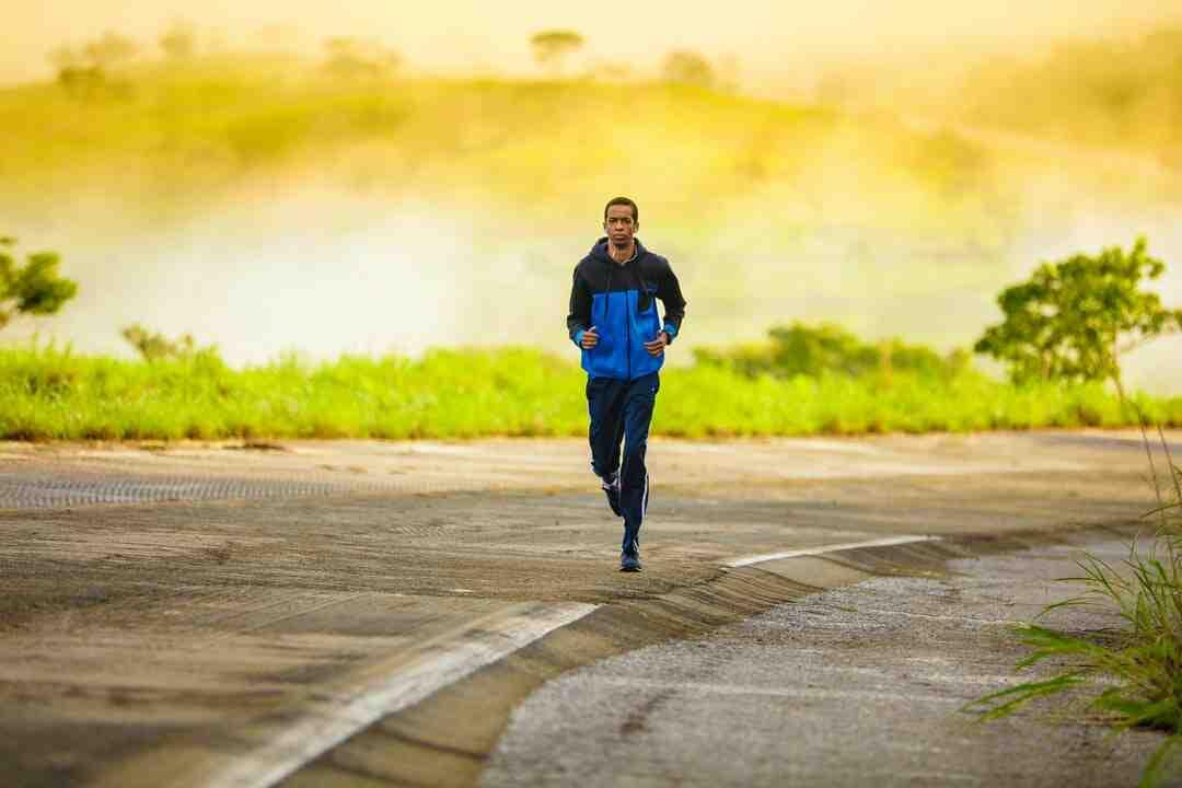Course à pied cellulite