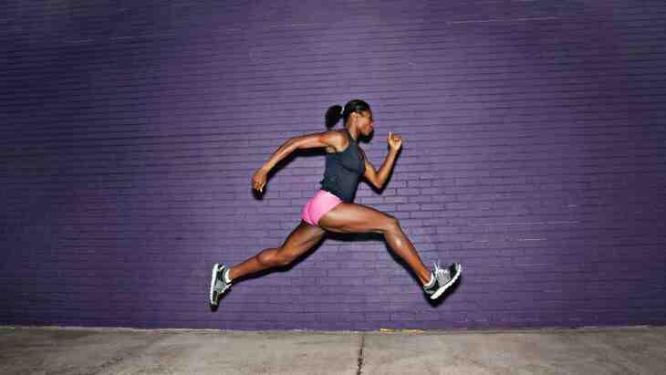 Quel muscle permet de courir plus vite ?